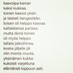 päivän runo 27.8.2014 www.taideonikuistaa.blogspot.fi