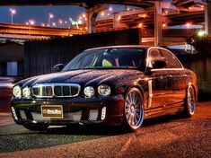 Jaguar xj black bison edition wald usa hot cars pinterest wald jaguar xj sports line black bison edition x350358 2007 publicscrutiny Choice Image