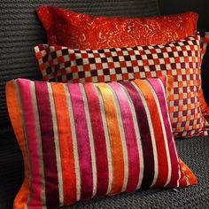 Manoir, els velluts de Wind aptes per tapisseria, caigudes i coixineria…