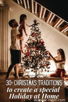family christmas traditions for a special holiday at home Happy Christmas HAPPY CHRISTMAS | IN.PINTEREST.COM #WALLPAPER #EDUCRATSWEB