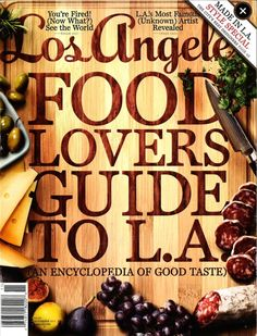 Los Angeles Magazine | bordergrill.com