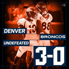 105 Best I Love My Denver Broncos!! images  832b4a3d7
