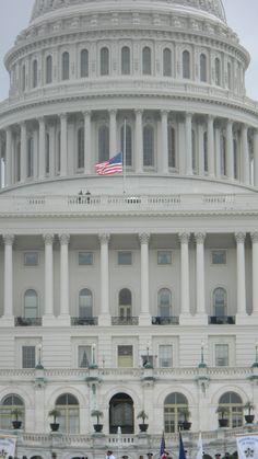 Capitol Hill, Washington DC, National Police Week