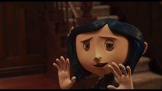 Tim Burton Characters, Tim Burton Films, Disney Characters, Fictional Characters, Coraline Movie, That Look, Disney Princess, Goat, Movies