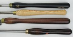 Woodturning Tool Handles: How to Choose a Comfortable Design