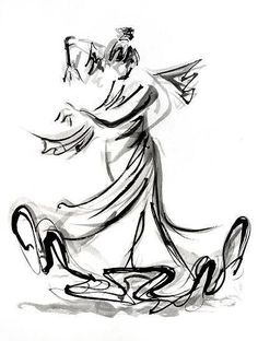 dibujos de bailaoras flamencas  Buscar con Google  FLAMENCO