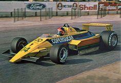 1979 GP RPA (Emerson Fittipaldi) Fittipaldi F6 - Ford