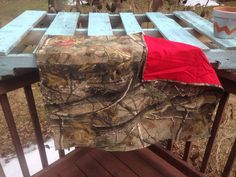 Camo baby boy  beanie diaper cover and blankie check out our FB page Vinti M baby