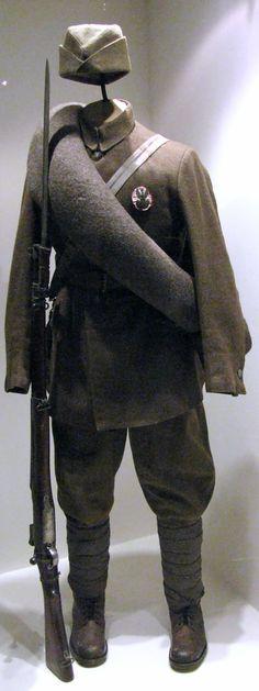 Polish Volunteers 1920