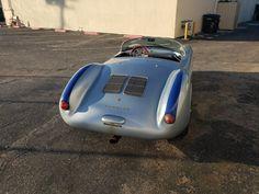 Porsche 550, Restoration, Vehicles, Car, Sports, Hs Sports, Automobile, Sport, Autos