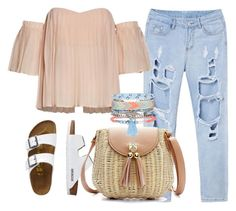 """""""boho"""" by kuznetsovavv on Polyvore featuring мода, TravelSmith и New Look"""
