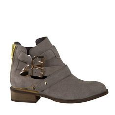 Cut-out Boots Omoda Ankle, Boots, Fashion, Ankle Boots, Crotch Boots, Moda, Wall Plug, Fashion Styles, Shoe Boot