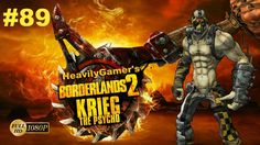 BORDERLANDS 2   Krieg the Psycho Lets Play to 72 Episode 89:Mine All Min...