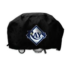 Check out our new item Tampa Bay Rays ML.... Just added today get it here http://everythinglicensed.com/products/tampa-bay-rays-mlb-deluxe-barbecue-grill-cover