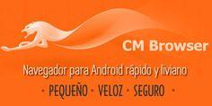 CM Browser es un interesante navegador para dispositivos con Android. Por su poco peso y bajo consumo de recursos, es ideal para los dispositivos que no sean de última generación #navegadores #Android