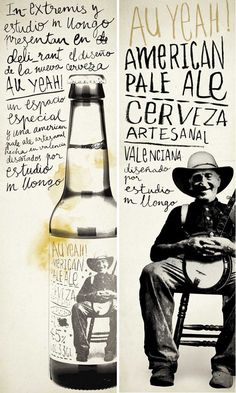 Pale Ale Beer // Packaging Design