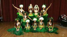 Halau Kahealani - My hula/Tahitian group