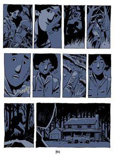 Hiddenfolk Full Page 34