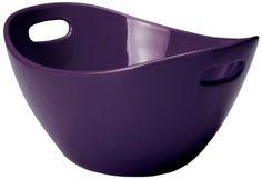 Rachael Ray Stoneware 10-Inch Serving Bowl, Purple Meyer http://www.amazon.com/dp/B005G4GSTC/ref=cm_sw_r_pi_dp_ifzTtb0PQWV7A7ZQ