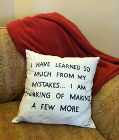 I love this stencil pillow on linen fabric.   I recently decided to tackle this project and love the results.  I am even thinking about doing some love quote pillows for a bridal shower gift. now