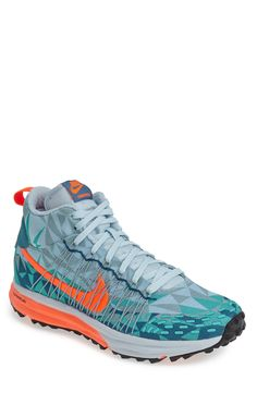 These Nike 'Lunarfresh' water resistant sneakers are the perfect kicks for fall and winter.