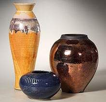SAPA - Learn more about Dirtworks Pottery. One of Seagrove, NC potters with information and links to their North Carolina pottery shops, studios, website, and galleries.