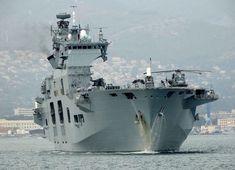 HMS Ocean (L12) - Royal Navy