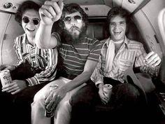 Stu Cook, Doug Clifford, John Fogerty