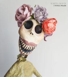 Happy Jacinta.Muerta Jacinta by Elena Prado