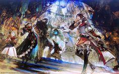 Kazuya Takahashi - Final Fantasy XIV