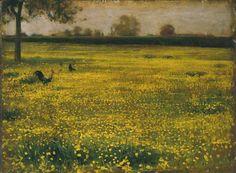 Your Paintings - Arthur Hacker paintings