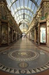 Leeds - fabulous shopping! Vivienne Westwood & Harvey Nics right on my doorstep