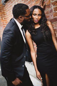 Real Engagements {Brooklyn}: Ada & Chi! - Blackbride.com