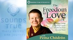 The Freedom to Love by Pema Chodron #sounds #true/greatcoursesonline.com/course/review-the-freedom-to-love-by-pema-chodron/