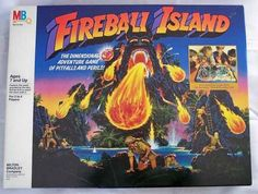 Fireball Island | 25 Awesome '80s Toys You Never Got But Can Totally Buy Today