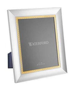 lismore lace patterned 8x10 goldsilver frame by waterford 8x10 check out the image