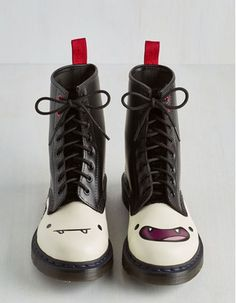 Doc Martens Delivers Marceline To Their 'Adventure Time' Boot Line …