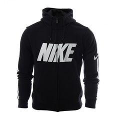 Cúbrete del frío con la Sudadera #Nike Club FZ Hoody-Swoosh Plus que tiene un look juvenil que te encantara usar. Su diseño interior en suave tela polar te mantendrá cómodo y cálido en tus salidas casuales o entrenamientos.