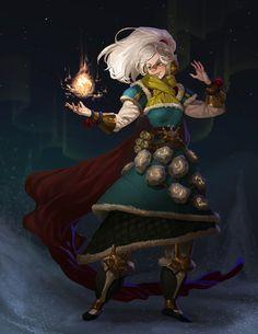 Sorcerer by limsh