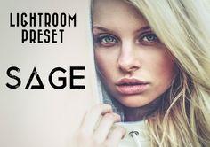 Sage Instagram Inspired LR Preset  @creativework247