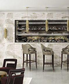 Brabbu Nº20 Counter Stool   Hospality Design. Hospitality Furniture. Contract Furniture   #hospitalitydesign #hospitality #hospitalityprojects   For more : http://www.brabbu.com/en/news-events/category/interior-design/hospitality-projects