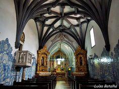 Viajar de Mochila às Costas: Santuário de Nossa Senhora da Visitação