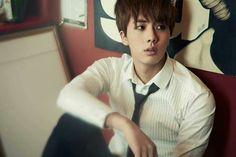 Jin 진 from Bangtan Boys 방탄소년단 - Skool Luv Affair