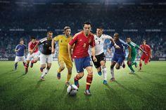 Los líderes de la Euro2012