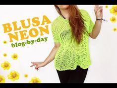 Blusa Neon  :: Parte 1