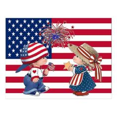 Shop Celebrate American Flag Vintage Kids, ZSSG Postcard created by Sandyspider. Personalize it with photos & text or purchase as is! Happy Fourth Of July, 4th Of July Party, July 4th, 4 July Usa, American Flag Wallpaper, 4th Of July Images, Fathers Day Art, Blue Crafts, Wallpaper Iphone Disney