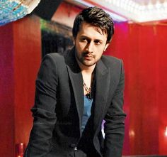 Atif Aslam - not really an actor. He sings great songs for the films.