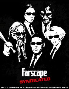 Farscape Syndicated by ratscape.deviantart.com on @deviantART