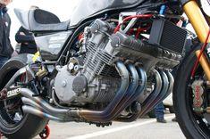 Honda CBX1000 Brancquart... 170ch à 17.000 tours ! (1979, Gérard Coudray) | Flickr - Photo Sharing!