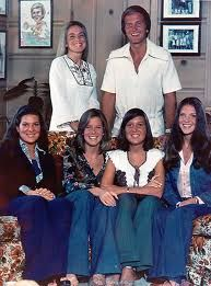 Pat Boone & his family - Google Search - I really liked his daughter, Debbie Boone, and her music.